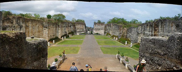 Garuda Wisnu Kencana Cultural Park Bali Attraction Copy Enda Nasution