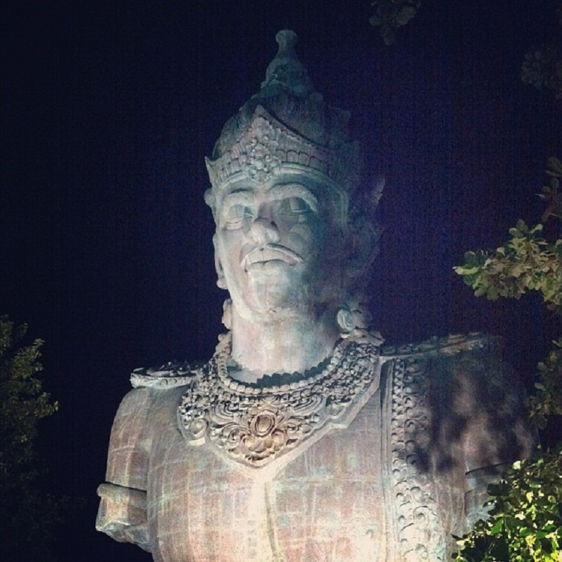 Garuda Wisnu Kencana Cultural Park Bali Attraction Copy Indra Hajar