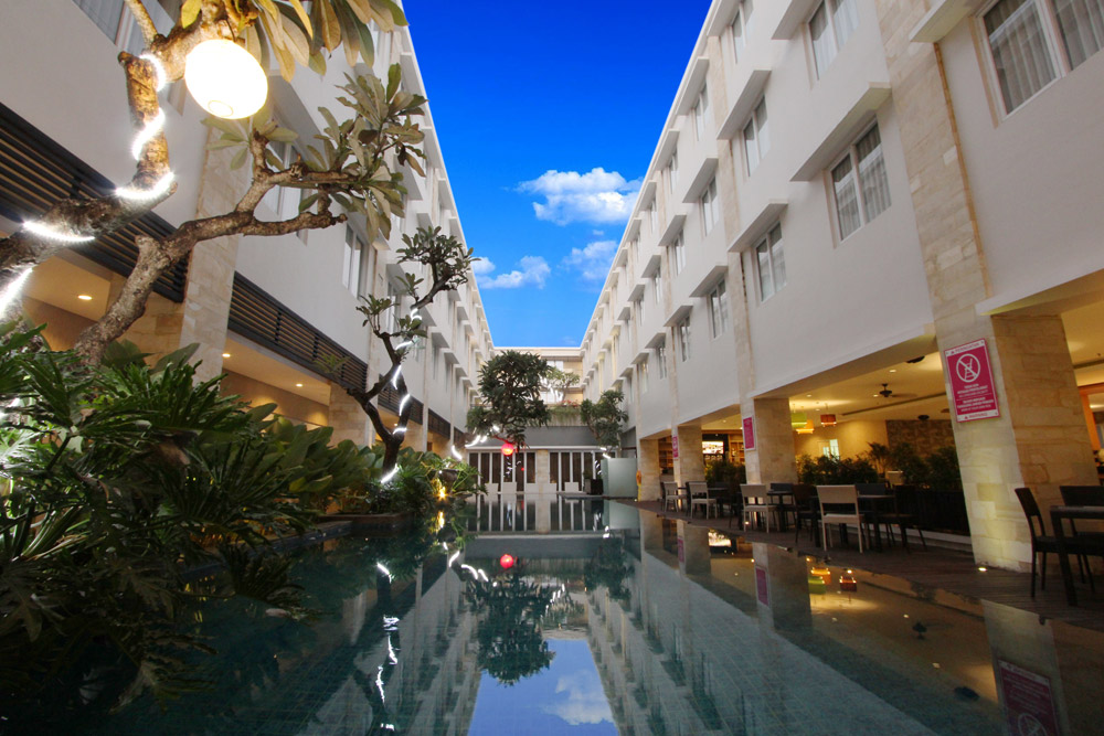 Kuta City Hotel Comfortable Stay Ambience 2013 2018 Crystal Designed