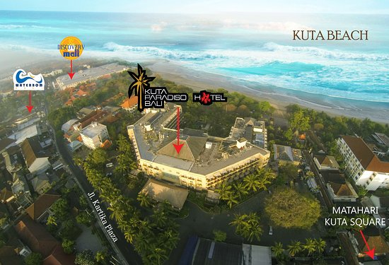Kuta Paradiso Hotel 73 9 7 Updated 2018 Prices Reviews