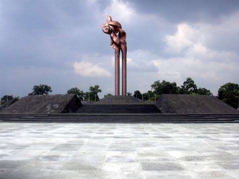 Monumen Bandung Lautan Api Kab Badung