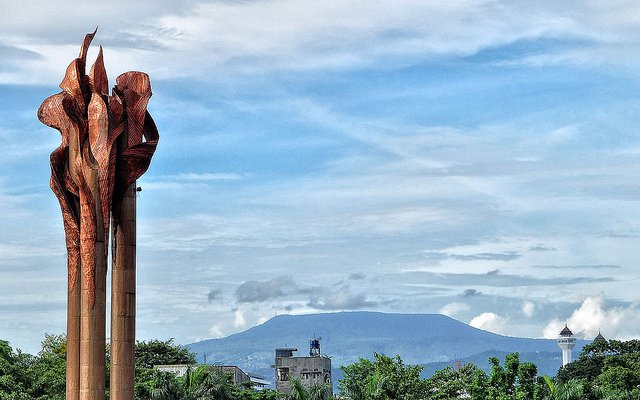 Monumen Bandung Lautan Api Panduan Wisata Keliling Dunia Kab Badung