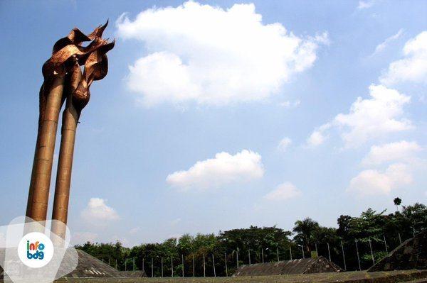 Monumen Kota Bandung Infobdg Lautan Api Kab Badung