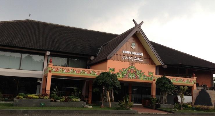 Museum Sri Baduga Musuem Historical Bandung Monumen Lautan Api Kab