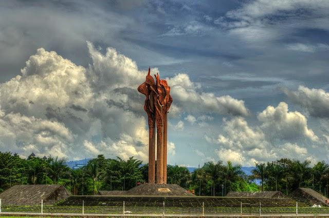 Orientasi Sejarah Pertempuran Bandung Lautan Api Materi Kelas Monumen Kab