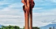 Pesona Keindahan Wisata Monumen Bandung Lautan Api Dayeuhkolot Jawa Barat