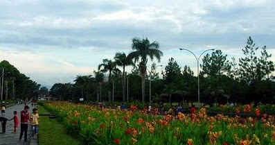 Pesona Keindahan Wisata Taman Tegalega Regol Bandung Jawa Barat Daftar