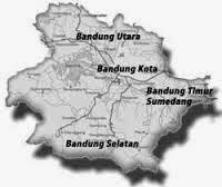 Sejarah Singkat Wisata Kota Bandung Daerah Objek Peta Monumen Lautan
