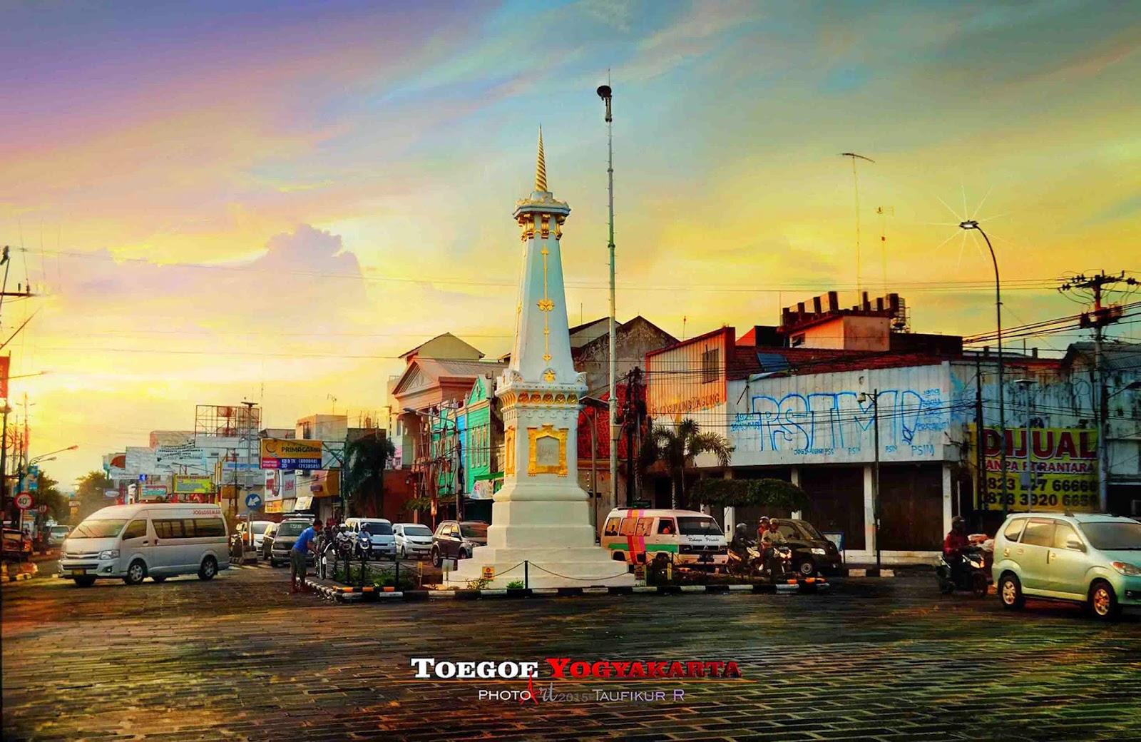 Sejarah Tugu Yogya Monumen Bandung Lautan Api Kab Badung