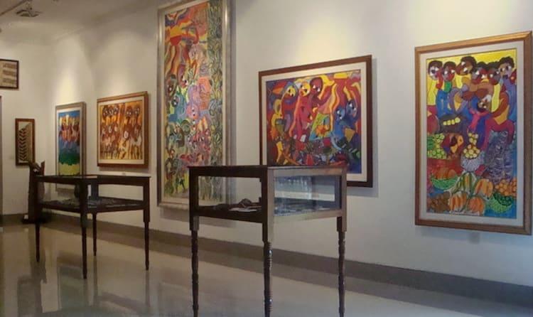 12 Places Visit Nusa Dua 2018 Museum Pasifika Kab Badung