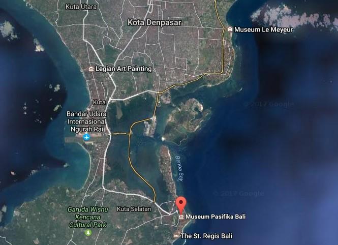 Destinasti Objek Wisata Museum Pasifika Benoa Badung Bali Demikianlah Sedikit