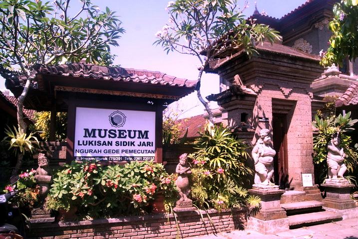 Kabupaten Badung Wisata Pulau Dewata Museum Sidik Jari Pasifika Kab