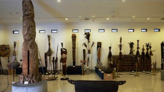 Laporan Hasil Kunjungan Museum Pasifika Kab Badung
