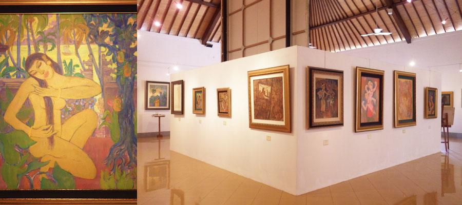 Mengenal Seniman Museum Pasifika Bali 1384875020218171214 Kab Badung