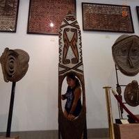 Museum Pasifika Art Photo Tanis 11 9 2014 Kab Badung