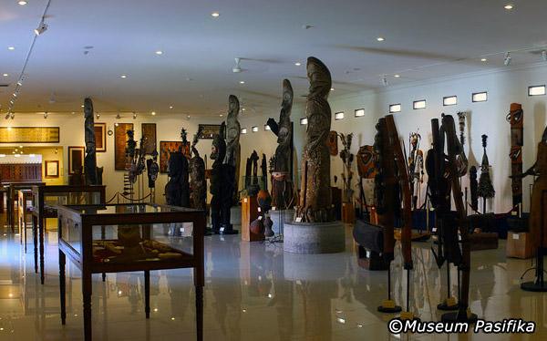 Museum Pasifika Bali Nusa Dua Attractions Highlights Kab Badung
