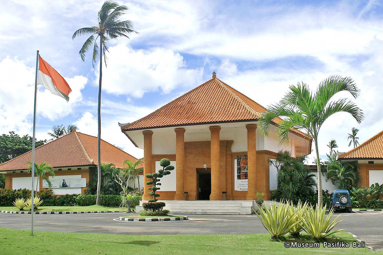 Museum Pasifika Bali Nusa Dua Attractions Kab Badung
