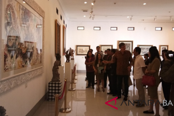 Museum Pasifika Dorong Konservasi Warisan Budaya Video Antara Kab Badung