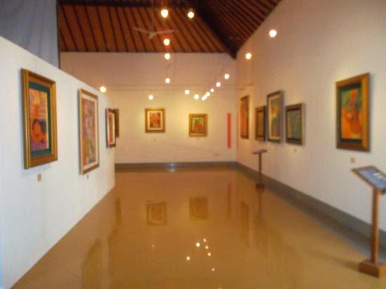 Museum Pasifika Menyimpan Karya Seni Inspiratif Pariwisata Bali Kab Badung