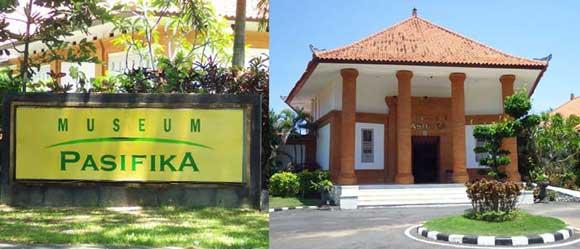 Museum Pasifika Nusa Dua Attractions History Location Floor Plan Kab