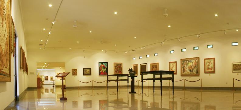 Museum Pasifika Nusa Dua Bali Lukisan Terlengkap Kab Badung