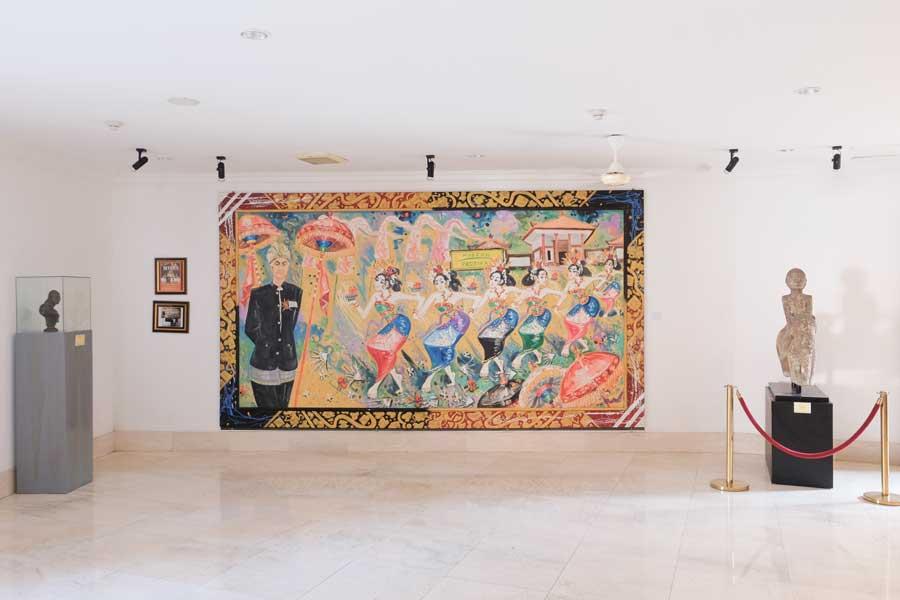 Museum Pasifika Nusa Dua Dscf5760 Dscf5767 Dscf5776 Kab Badung