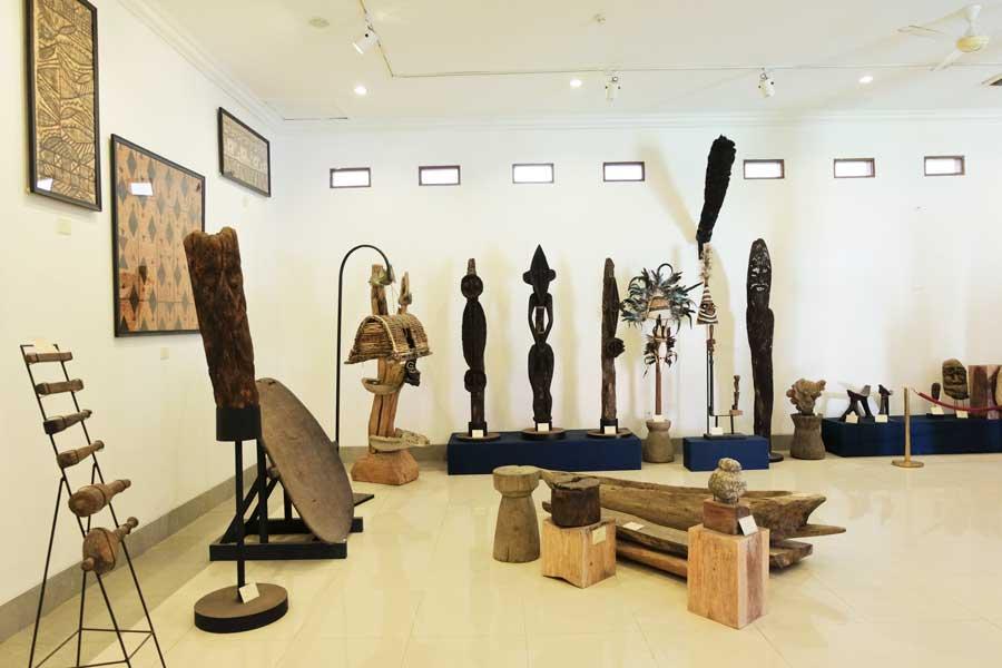 Museum Pasifika Nusa Dua Kab Badung