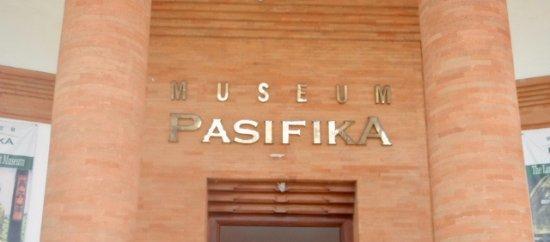Museum Pasifika Picture Nusa Dua Tripadvisor Entrance Kab Badung