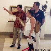 News Ambassador Visits Museum Pasifika Nusa Dua Kab Badung