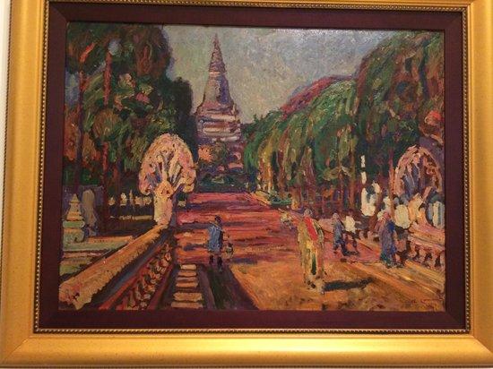 Painting 2 Picture Museum Pasifika Nusa Dua Tripadvisor 1 Kab