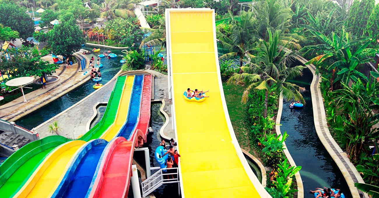 Bali Kids Ultimate Guide Circus Waterpark Kuta Green Park Pecatu