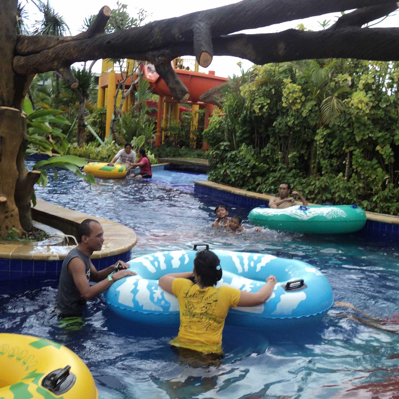 Dreamland Waterpark Home Lazy River Kuta Green Park Pecatu Kab