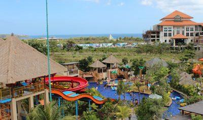 Kuta Green Park Bali Enjoy Full Waterpark Experience Attractions Adventure