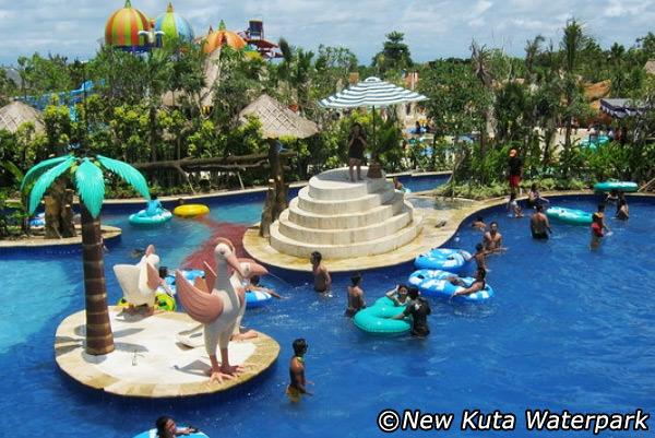 Kuta Green Park Bali Jimbaran Attractions Pecatu Kab Badung