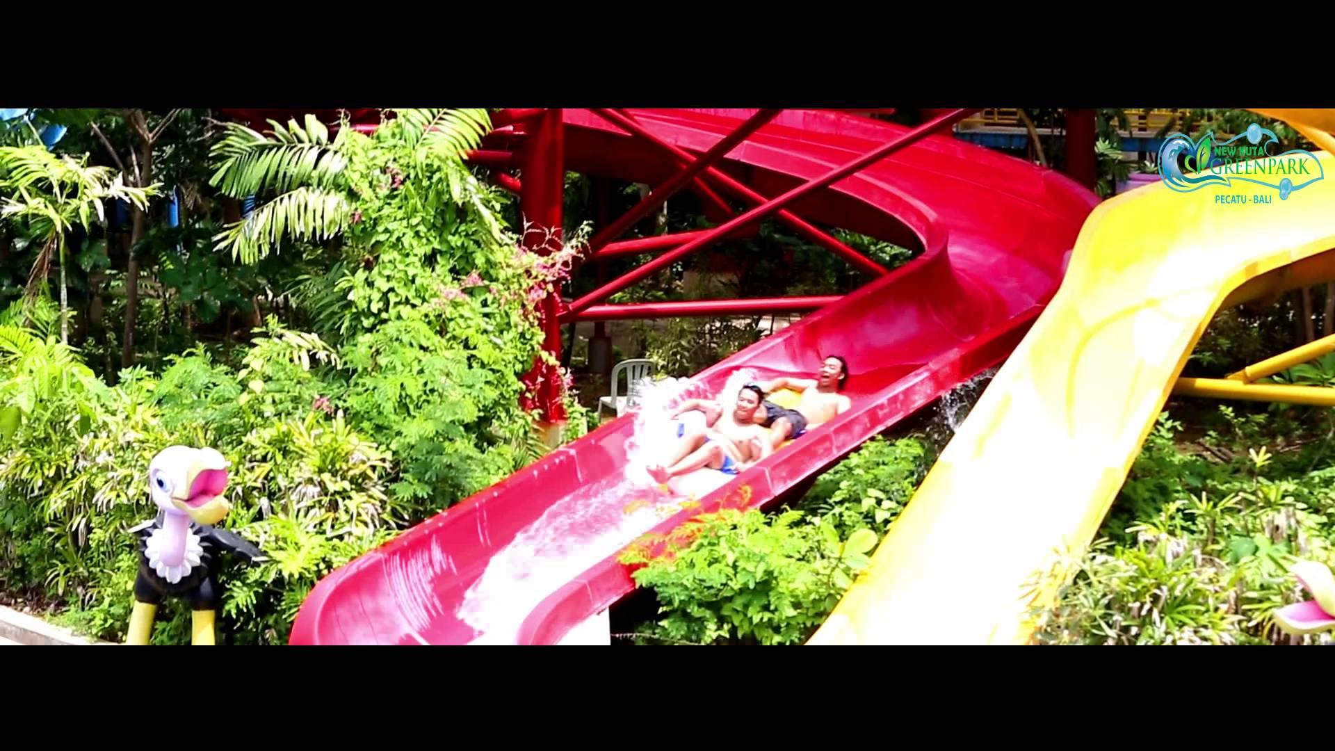 Kuta Green Park Bali Pecatu Indah Resort Area Youtube Kab