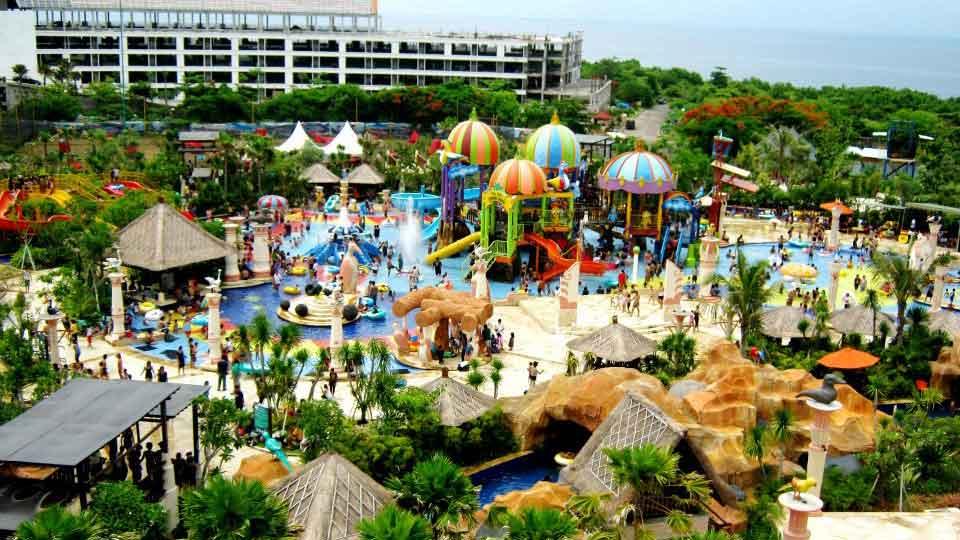 Kuta Green Park Pecatu Great Spot Water Recreation Vacation Bali