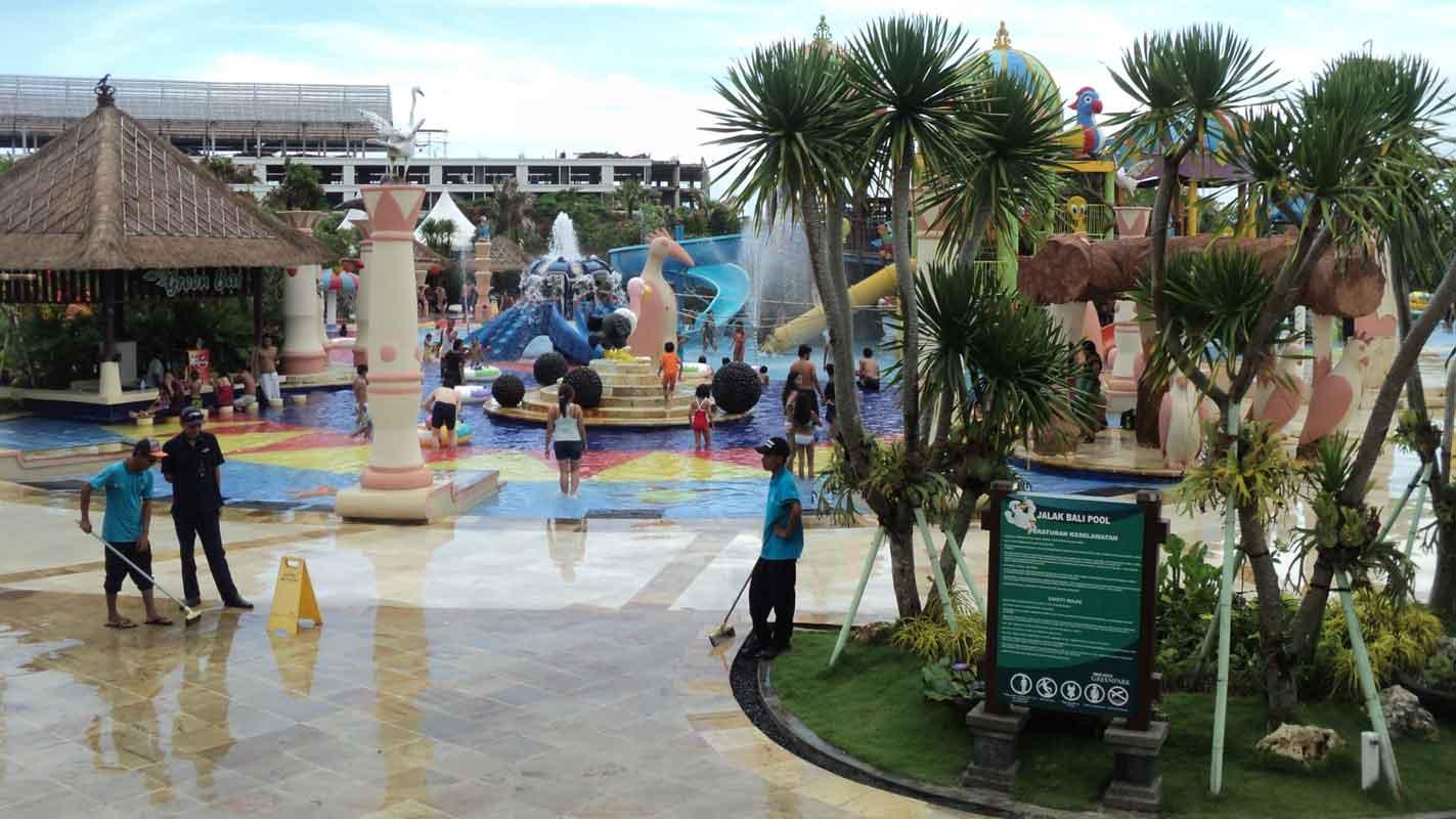 Kuta Green Park Pecatu Great Spot Water Recreation Vacation Family