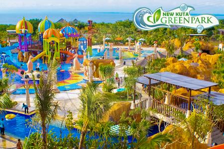 Kuta Green Park Pt Vip Tour Travel Bali Hotels Villas
