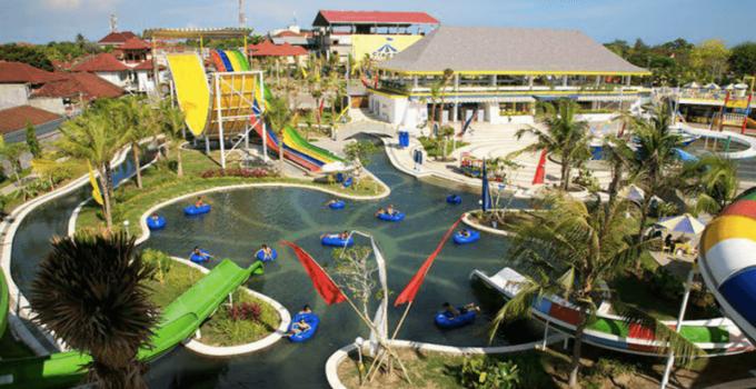 Kuta Green Park Taman Rekreasi Air Menyenangkan Bali Pecatu Kab