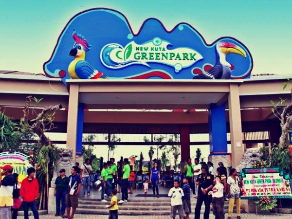 Kuta Green Park Wisata Bali Murah Pecatu Kab Badung