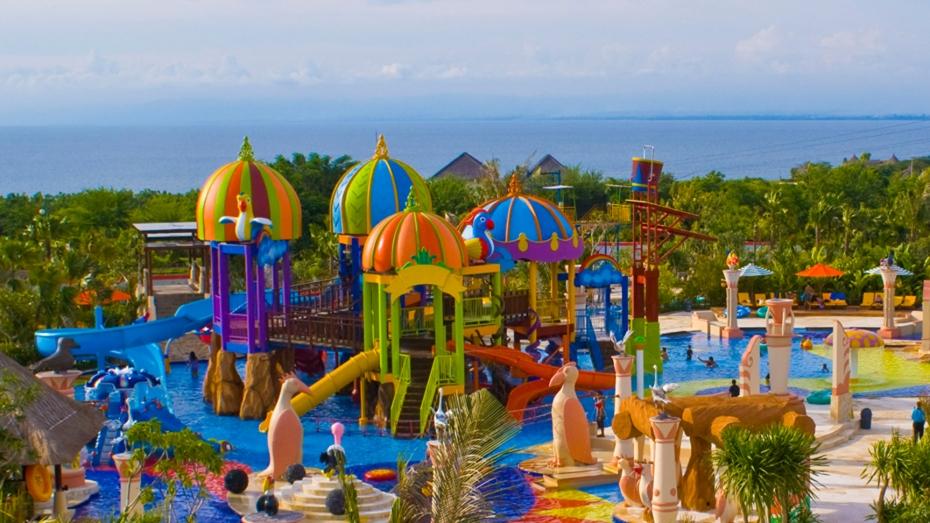 Pecatu Indah Resort Integrated Kuta Green Park Kab Badung