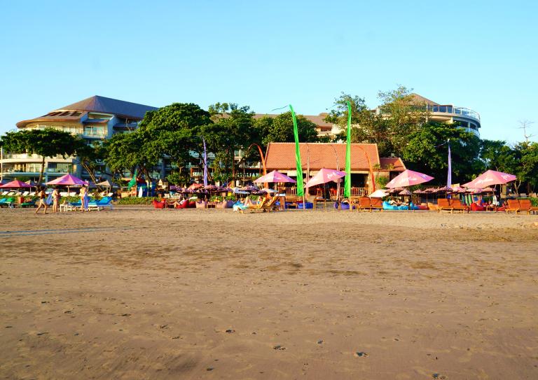 Double Beach Black Parachute Dsc09458 Dsc09549 Dsc09451 Pantai Kab Badung