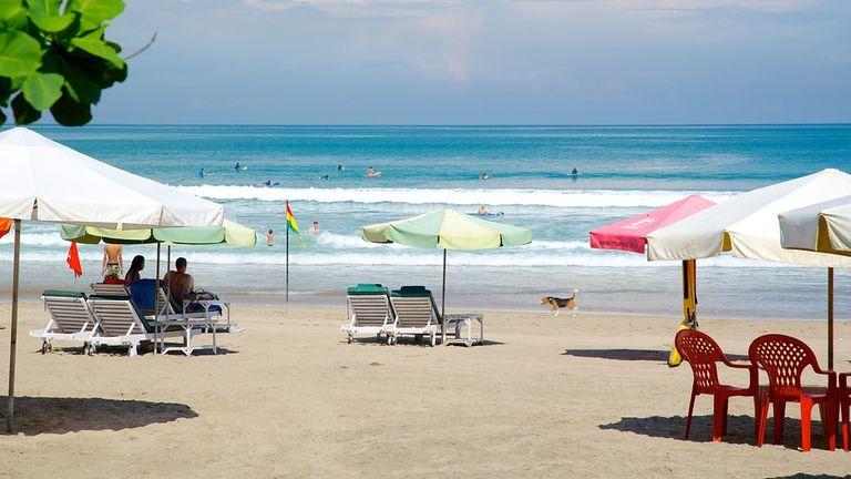 Double Beach Seminyak Expedia Pantai Kab Badung