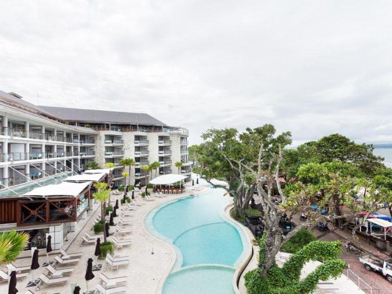 Double Luxury Hotel Dsl Travel Pantai Kab Badung