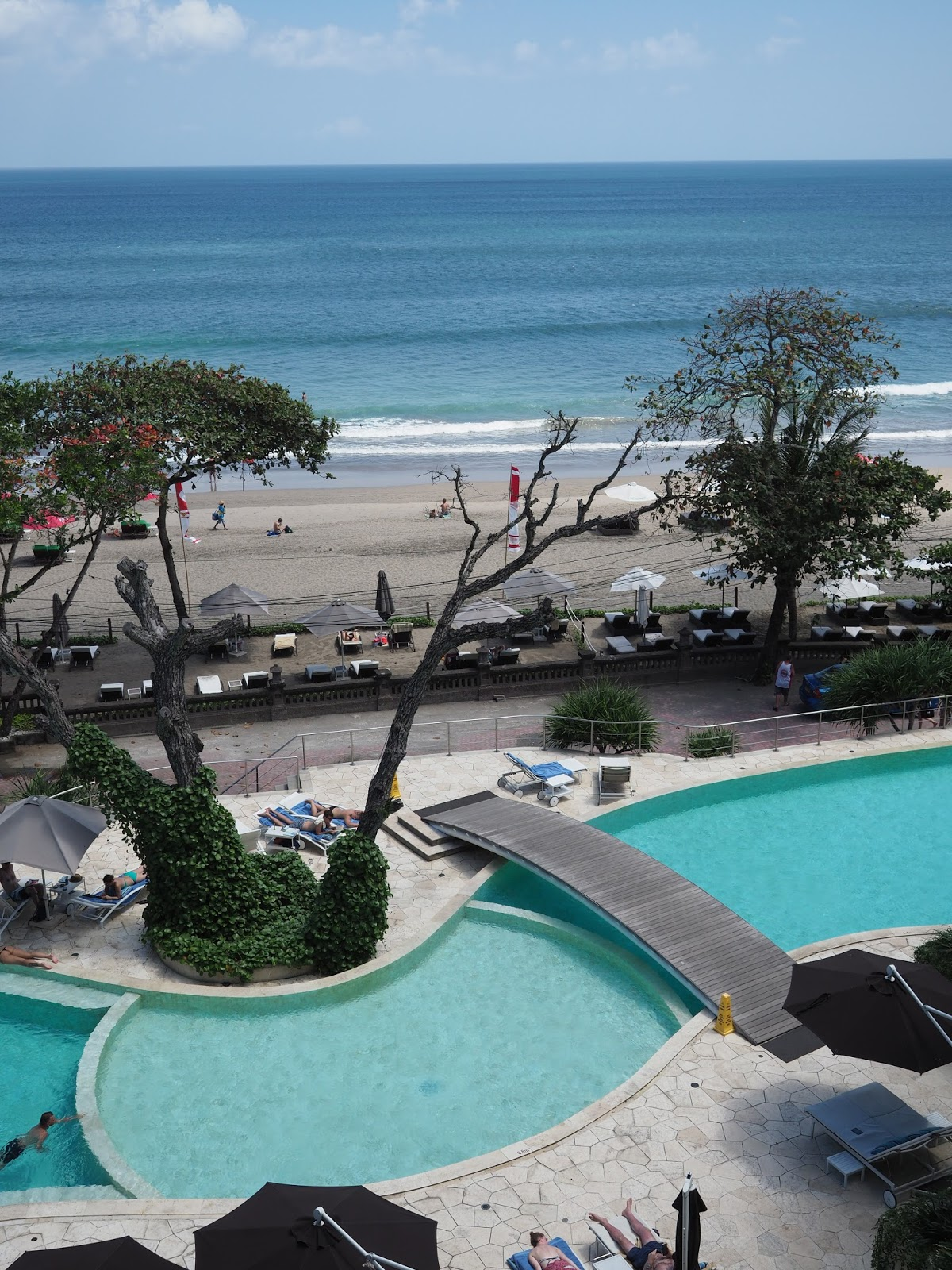Double Luxury Hotel Ocean View Apartments Bali House Finally Chose