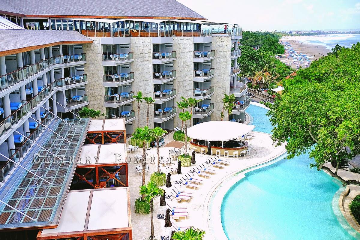 Double Luxury Hotel Seminyak Bali Culinary Bonanza Pantai Kab Badung