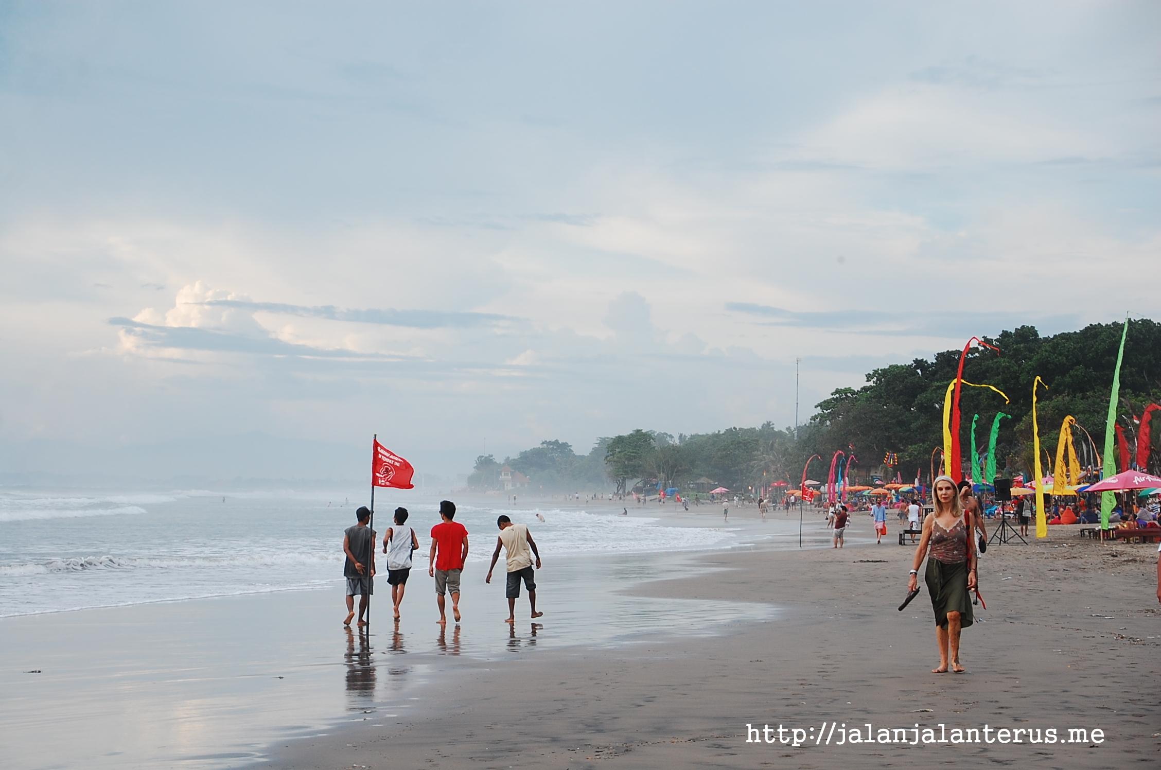 Menjelajahi Pantai Tersembunyi Bali Double Beach Nagari Doublesix Kab Badung