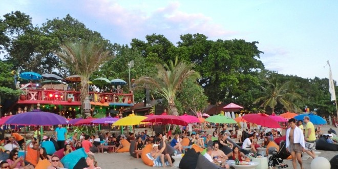 Menu La Plancha Double Seminyak Bali Restaurants Cafe Pantai Kab