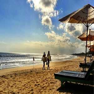 Pantai Double Bali Info Harga Tiket Masuk Lokasi Daya Tarik