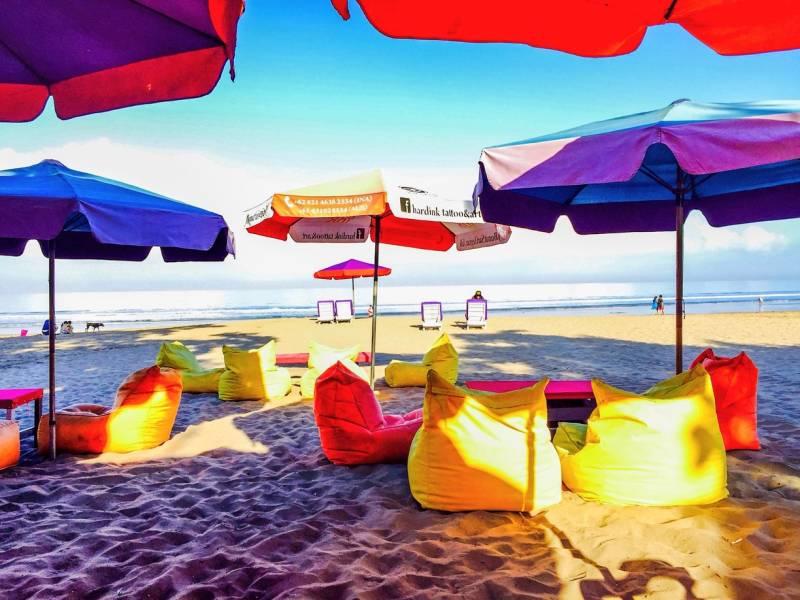 Pantai Double Kece Bali Gotravelly Nah Kalian Tau Gak Sih